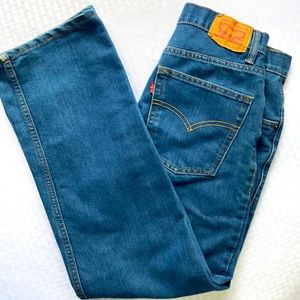 Levi's 550 Relaxed Jeans Size 16 (28x28)